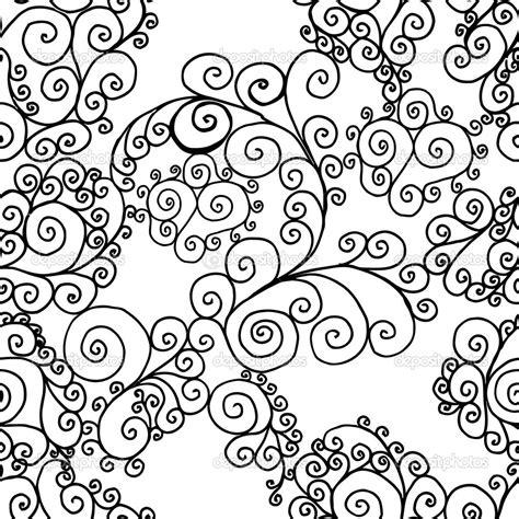 black and white swirl pattern elegant swirl background pattern www imgkid com the
