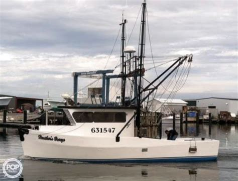 boat financing in nc 1980 used custom 37 fishing trawler commercial boat for