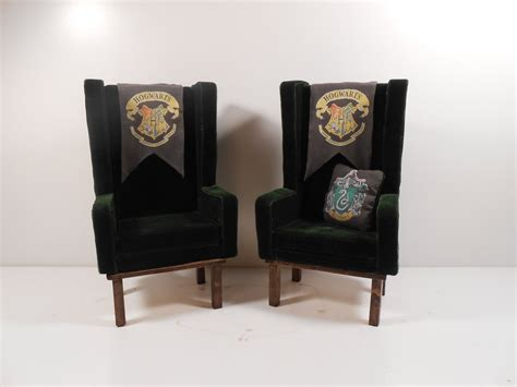 ooak custom harry potter professor snapes chairs by