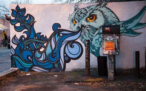 owl bird graffiti hd wallpaper art  paintings
