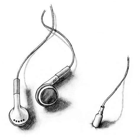 headphone tattoo designs small headphones sketch getting ink done