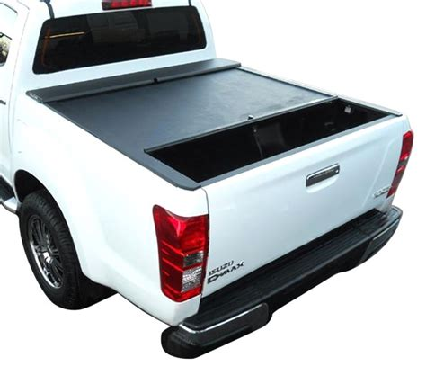 roll and lock bed cover hardman tuning roll n lock tonneau cover isuzu d max dc