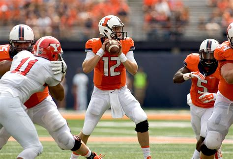 illinois athletics wes lunt 2015