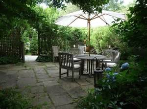 Privacy For Patio by Traditional Garden Design Landscaping Network