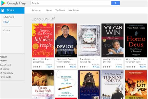 google play store books google play store sale is on and you can rent a movie at