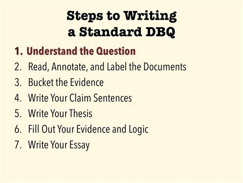 How To Write A Dbq Essay by How To Write A Dbq Essay Writing And Editing Services Chkoscierska Pl