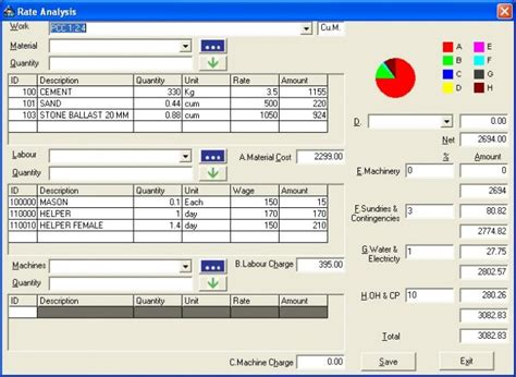 building materials estimator estimator download