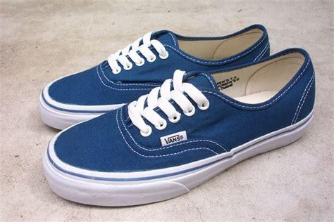 Sepatu Vans Authentic Navy New blue authentic 1 jpg
