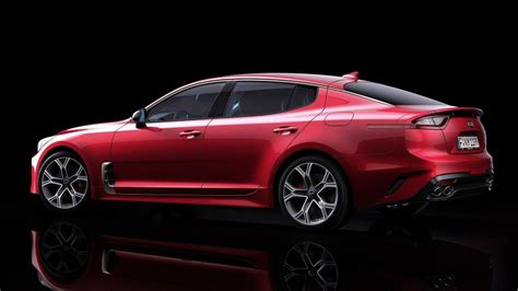 Car And Driver Kia Stinger by Kia Stinger Gt Car And Driver Autos Post