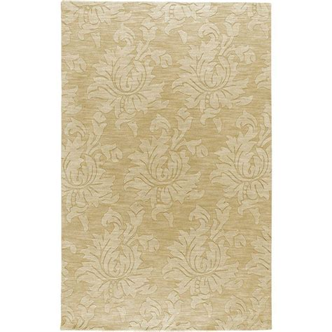 beige area rugs artistic weavers beth beige 8 ft x 11 ft area rug bth 206 the home depot