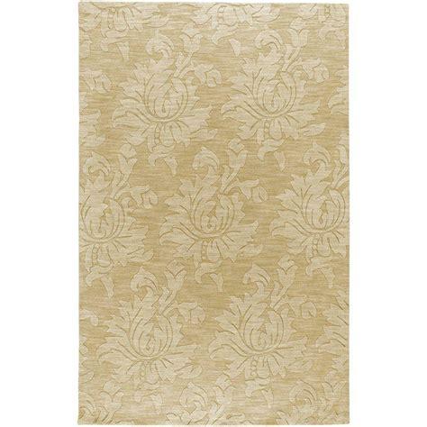 beige area rug artistic weavers beth beige 8 ft x 11 ft area rug bth 206 the home depot