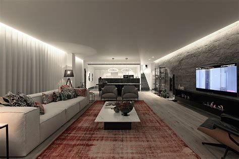 Floor Layout Designer Studioe2 Design The Interior Of A Home In Turkey