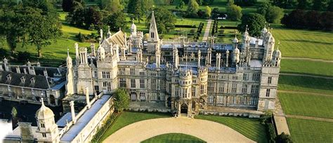 English Tudor Homes by Burghley House