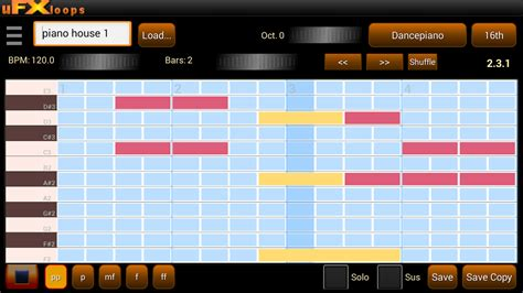 android recording studio ufxloops studio daw android apps on play