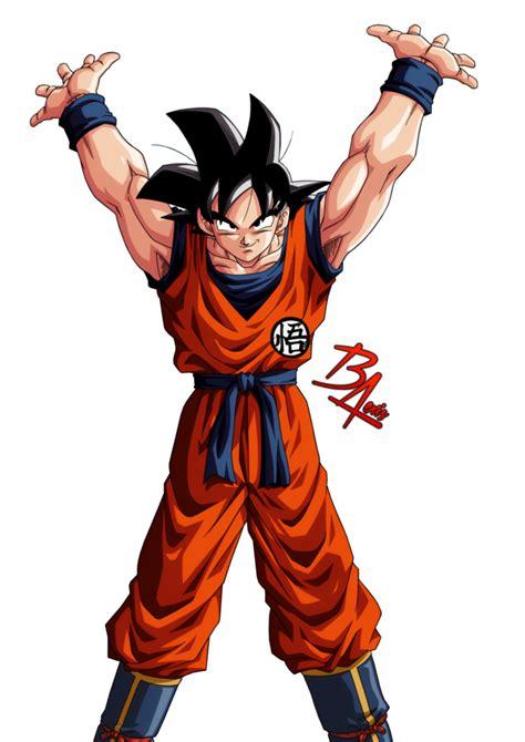 Imagenes De Goku Haciendo La Genkidama | goku genkidama im 225 genes dragon ball z