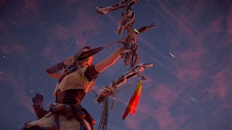 tutorial war bow horizon horizon zero dawn tips easy xp best skills crafting and