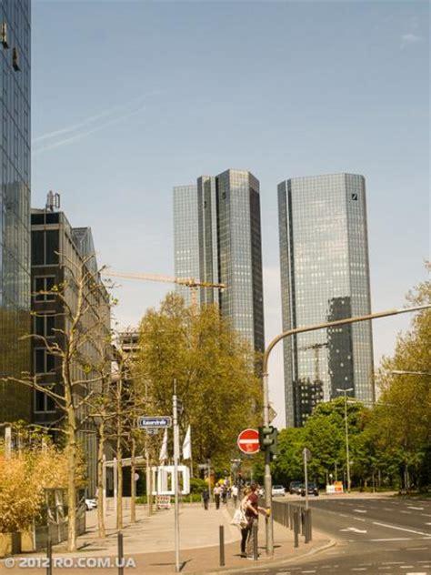 deutsche bank nordwestzentrum deutsche bank headquarters frankfurt am building