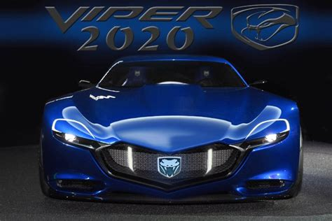 2020 Dodge Viper News by Srt Hype Leads To Possible 2020 Viper With Its Own Crate
