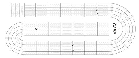 printable cribbage board template 301 moved permanently