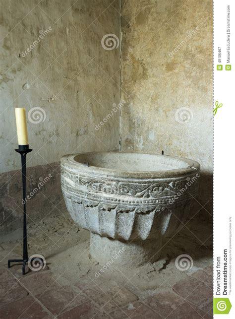 candela battesimale candela briciolo della fonte battesimale di romanesce