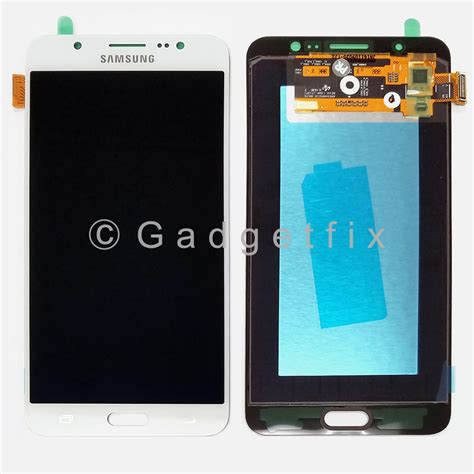 Lcd J7 2016 white samsung galaxy j7 2016 j710 j710f j710k lcd display