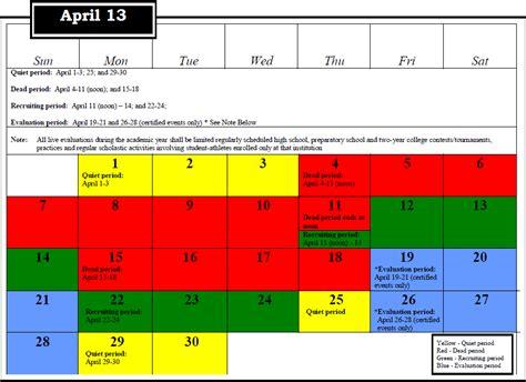 Ncaa Recruiting Calendar Fighting Illini Basketball Illinois Hoops Recruiting