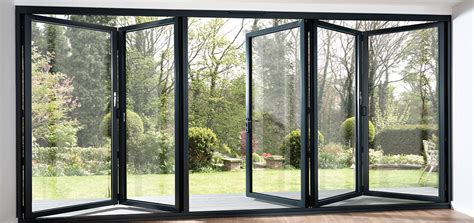 Bifold Patio Doors Aluminium Trifold Windows Either Length Or Half Along One Side Or Part Of Your Tiny House Tiny