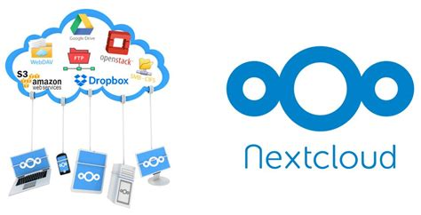 Nextcloud   Adding access external data   Blog Bujarra.com