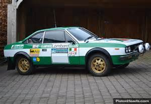 Lancia Rally Cars For Sale Classic Lancia Beta 2 0 Coupe Historic Rally Car For Sale