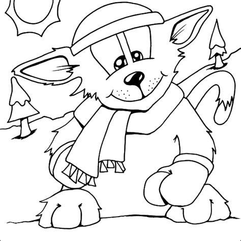 coloring pages christmas cats christmas cat free colouring pages