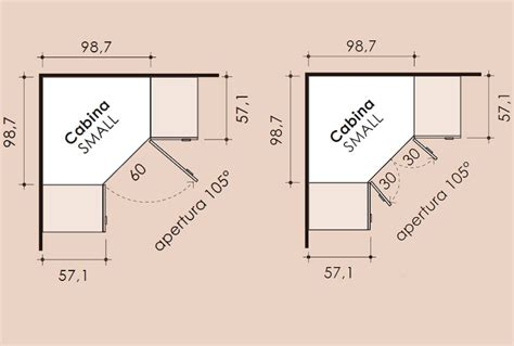 misure armadio angolare cabina armadio angolare a roma grande e piccola