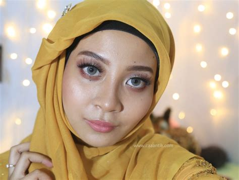 video tutorial belajar dandan belajar makeup tutorial makeup lamaran hijab dan outfit