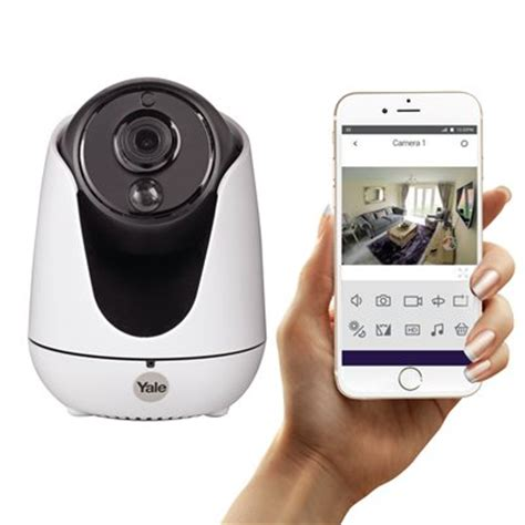 yale home security products