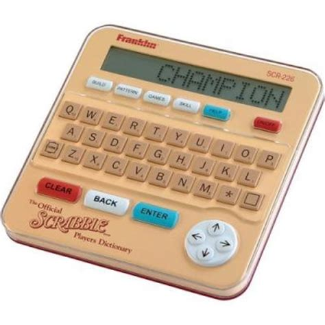 www scrabble dictionary franklin scrabble electronic dictionary official scrabble