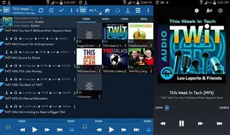 podcasts for android 10 best android podcast app options to keep your mind fresh