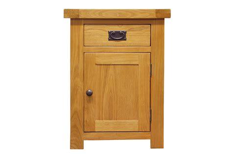 Country Dining Room Sets galloway oak bedside cabinet glenross furniture