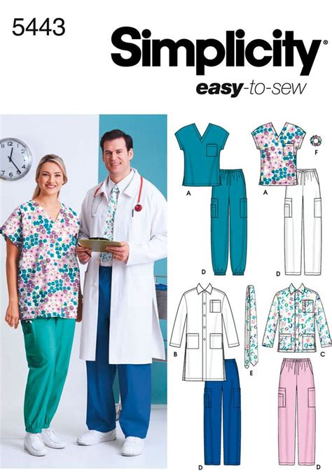 free sewing pattern lab coat best 25 scrubs pattern ideas on pinterest surgical caps