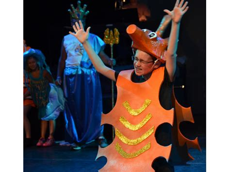 curtain call kids curtain call kids the little mermaid jr my review