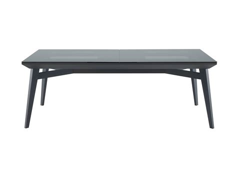 Tempered Glass For Dining Table Tempered Glass Dining Table Racines By Roset Italia Design Pagnon Et Pelha 238 Tre Design