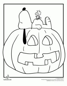 halloween coloring pages charlie brown it s the great pumpkin charlie brown coloring pages woo