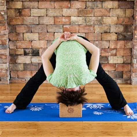 yoga block tutorial 41 best images about standing poses with yoga blocks on