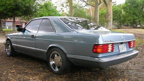 1987 mercedes 560sec 1987 mercedes 560sec coupe f230 anaheim 2014