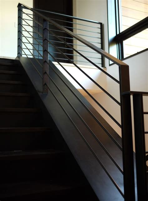metal stair banister 25 best ideas about metal railings on pinterest railing