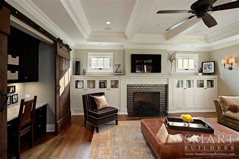 craftsman style great rooms modern contemporary craftsman contemporary craftsman style custom home family room