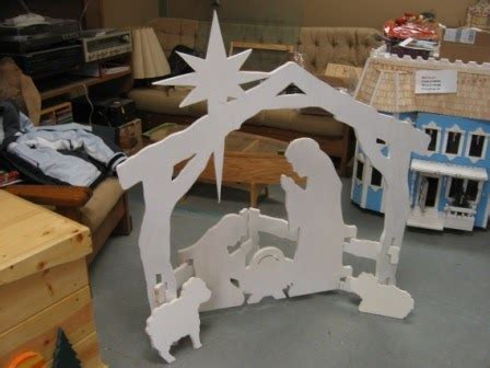 nativity scene woodworking plans    woodworking plans