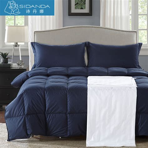 duvet cover for king size down comforter sidanda goose down duvet 90 eiderdown top grade feather