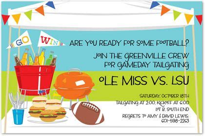 1000 Images About Adk Program On Pinterest Football Tailgate Template