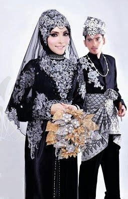 Baju Dress Muslim Dress Jv 1 Black 17 best images about style for wedding on wedding kebaya and styles