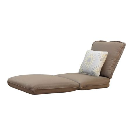 thomasville chaise lounge thomasville messina canvas cocoa replacement chaise