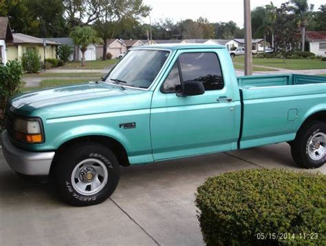 1994 ford f 150 regular cab long bed nice classic ford f 150 1994 for sale